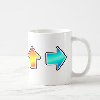 Dance Dance Revolution Coffee Mug