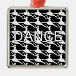 DANCE design Ornaments