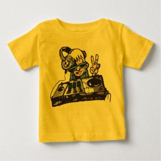 Dance Disc Jockey Baby T-Shirt