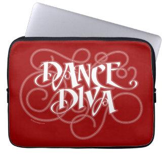 Dance Diva Computer Sleeve