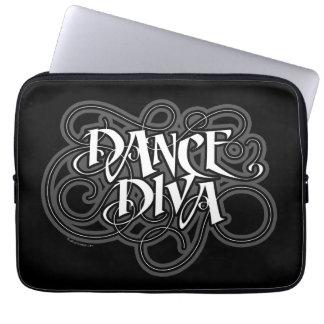 Dance Diva Laptop Sleeve