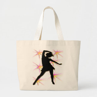 Dance Diva T-Shirts and Gifts Jumbo Tote Bag
