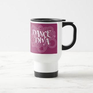 Dance Diva Travel Mug