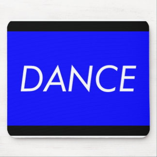 Dance drama mouse pad