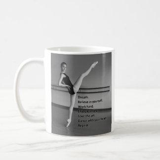 Dance Dream Gift for Dancers Coffee Mug
