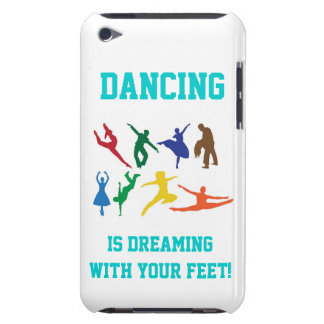 Dance Dream Iphone Case Barely There iPod Case