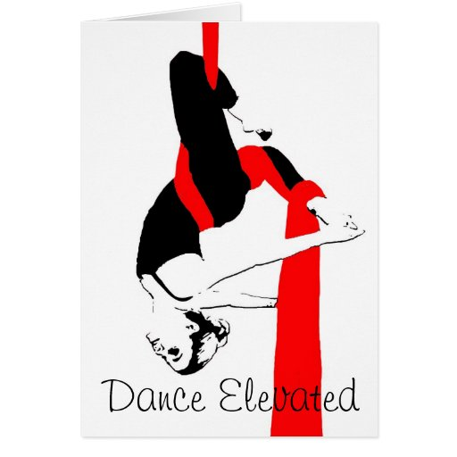 Dance Elevated, Gemini, two colors Cards