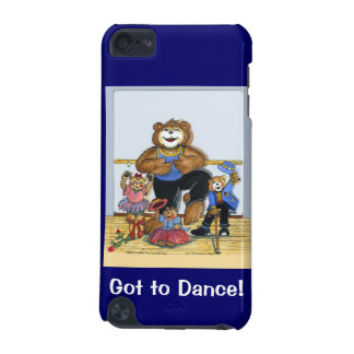 Dance Ensemble iTouch Case