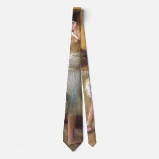 Dance Examination by Edgar Degas, Vintage Ballet Neck Tie