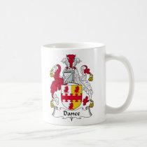 Dance Family Crest Mug