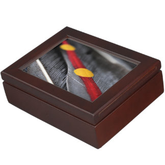 Dance Fan Keepsake Box
