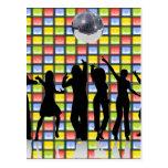 Dance Fever Postcards