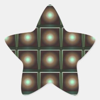 Dance Floor : Star Light TREND SETTER Art Star Sticker
