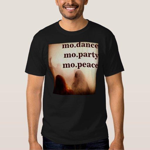 dance fog --- t-shirt