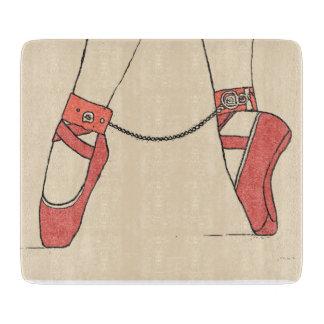 Dance for me ballerina. Master- Submissive fantasy Cutting Board
