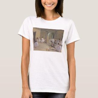 Dance Foyer at the Opera by Edgar Degas T-Shirt