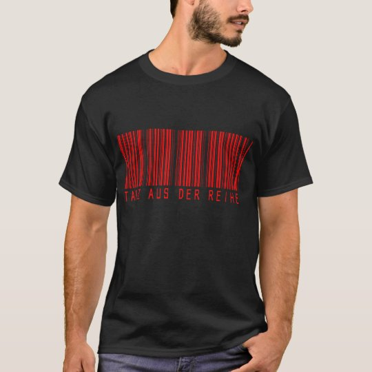 Dance from the row T-Shirt