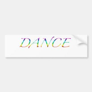 Dance! Gifts Bumper Sticker