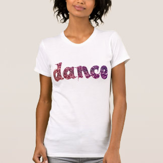 Dance Glitter Tees