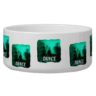 Dance guitar graphic bowl