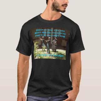 Dance Haiku Dark T T-Shirt