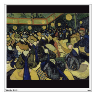 Dance Hall in Arles by Vincent Van Gogh Wall Decal