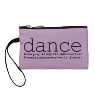 Dance Hashtags Change Purse