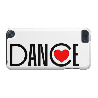 Dance Heart iPod Touch (5th Generation) Case