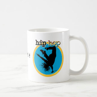 Dance - Hip Hop blues mug