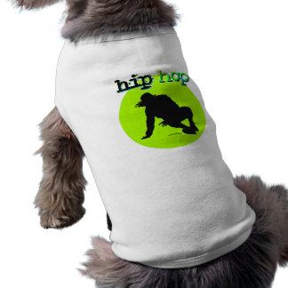 Dance - Hip Hop dog t-shirt