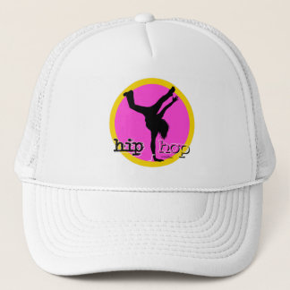 Dance - Hip Hop pink hat