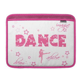 Dance Imagine Achieve Dream Sleeve For MacBook Air