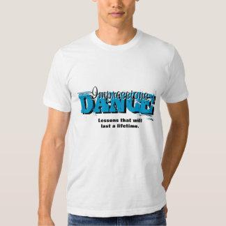DANCE Impressions Lessons Tee Shirt
