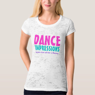 DANCE IMPRESSIONS Lifetime lessons T-Shirt