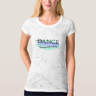 Dance Impressions Logo Burnout T-Shirt