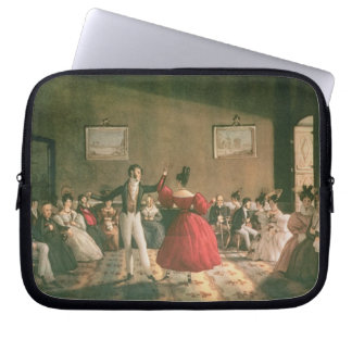 Dance in a Salon in Buenos Aires, c.1831 (w/c on p Computer Sleeve