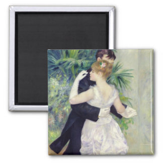 Dance in the City, 1883 Refrigerator Magnet