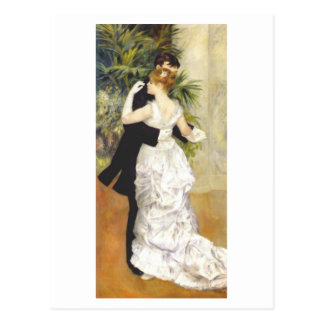 Dance in the City by Renoir Post Card