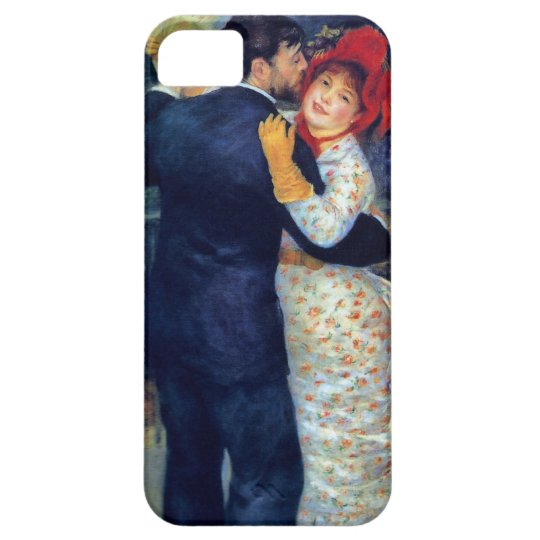 Dance in the Country by Renoir Fine iPhone SE/5/5s Case