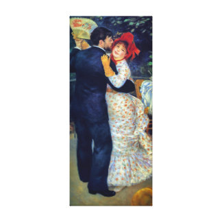 Dance in the Country Renoir Fine Art Canvas Print