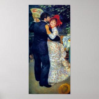 Dance in the Country Renoir Fine Art Print