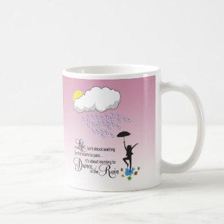 Dance in the Rain Coffee Mug