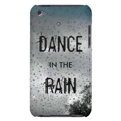 Dance in the Rain iPod Touch Cover