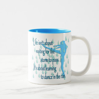 Dance in the Rain Mug