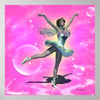 Dance In Your Dreams Fantasy Poster