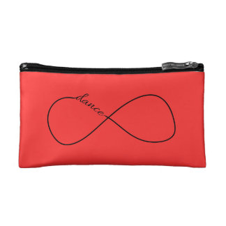 Dance Infinity Cosmetics Bags