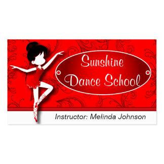 Dance Instructor |  Ballet Dancer | Ballerina Business Card