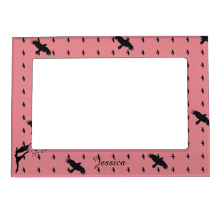 Dance into Flight Magnetic Photo Frame