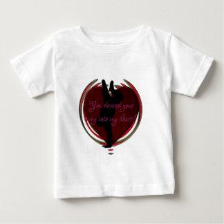 Dance into my heart baby T-Shirt