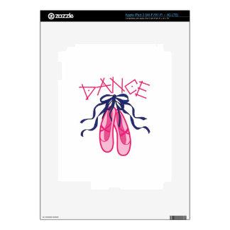 Dance iPad 3 Skins